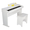 Artesia  Fun1 White Childrens Pianos