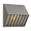 PLC 2 Light Outdoor Fixture Castana Collection , Bronze
