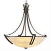PLC Lighting PLC 6 Light Chandelier Highland Collection , Oil Rubbed Bronze