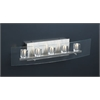 PLC Lighting PLC 5 Light Vanity Ice Cube Collection , Satin Nickel
