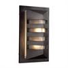 PLC Lighting PLC 2 Light Outdoor Fixture De Majo Collection , Bronze