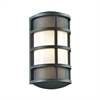 PLC Lighting PLC 1 Light Outdoor Fixture Olsay Collection , Bronze