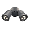 PLC LED Outdoor Fixture Ledra Collection , Bronze