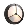 PLC Lighting PLC 1 Light Outdoor Fixture Cassandra-I Collection , Bronze
