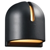 PLC Lighting PLC 1 Light Outdoor Fixture Phoenix Collection , Bronze
