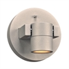 PLC Lighting PLC 1 Light Outdoor LED Fixture Lydon Collection , Silver