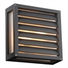 PLC Lighting PLC 1 Light Outdoor Fixture Moritz Collection , Bronze
