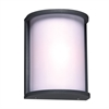 PLC 1 Light Outdoor Fixture Omnii Collection , Bronze