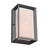 PLC 1 Light Outdoor Fixture Helmsley Collection , Bronze