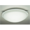 PLC Lighting PLC 1 Light Ceiling Light Nuova Collection , White
