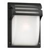 PLC 1 Light Outdoor Fixture Moser Collection , Bronze