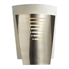 PLC Lighting PLC 1 Light Sconce Daya Collection , Satin Nickel