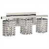 PLC 3 Light Vanity Rigga Collection , Polished Chrome