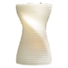 PLC Lighting PLC 1 Light Sconce Scudo Collection , Opal