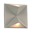 PLC Lighting PLC 2 Light Sconce Chyna Collection , Silver