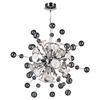 PLC 16 Light Chandelier Circus Collection , Polished Chrome
