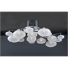 PLC Lighting PLC 8 Light Ceiling Light Comolus Collection , Polished Chrome