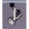 PLC Lighting PLC Track Lighting 1 Light Gimbal-120v. Collection , Satin Nickel