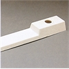 PLC Lighting PLC Track Lighting One-Circuit Accessories Collection , White