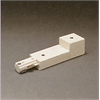 PLC Lighting PLC Track Lighting Two-Circuit Accessories Collection , White