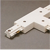 PLC Track Lighting Two-Circuit Accessories Collection , White