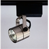 PLC Lighting PLC Track Lighting 1 Light Slick-12v. Collection , Satin Nickel