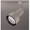 PLC Track Lighting 1 Light Pacific Collection , White