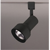 PLC Lighting PLC Track Lighting 1 Light  Pacific Collection , Black