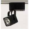 PLC Lighting PLC Track Lighting 1 Light  Echo-12v. Collection , Black