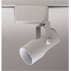 PLC Lighting PLC Track Lighting 1 Light  Projecta Collection , White
