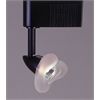 PLC Lighting PLC Track Lighting 1 Light Magnolia Collection , Black