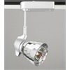 PLC Lighting PLC Track Lighting 1 Light Giaco Collection , Aluminum