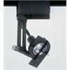 PLC Track Lighting 1 Light Target Collection , Black