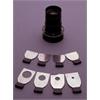 PLC Lighting PLC Track Lighting Accessories , Black