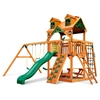 Malibu Navigator Swing Set w/ Amber Posts