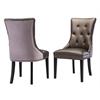Ester Bronze Chair Set of 2