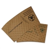 Java Jacket Eco Java Hot Beverage Sleeve - Brown - Paper
