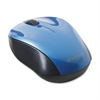 Verbatim Mouse - Optical - Wireless - Radio Frequency - Blue - USB - 1000 dpi - Scroll Wheel - 2 Button(s) - Symmetrical