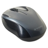 Verbatim Mouse - Optical - Wireless - Radio Frequency - Graphite - USB - 1000 dpi - Scroll Wheel - 2 Button(s) - Symmetrical
