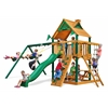 Gorilla Playsets Chateau Swing Set w/ Timber Shield