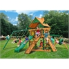 Frontier Swing Set w/ Timber Shield