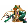 Mountaineer Swing Set w/ Amber Posts