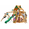 Gorilla Playsets Navigator Swing Set w/ Amber Posts