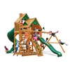 Gorilla Playsets Great Skye I Swing Set w/ Amber Posts