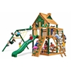 Navigator Treehouse Swing Set w/ Timber Shield