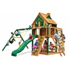 Navigator Treehouse Swing Set w/ Fort Add-On & Timber Shield