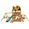 Gorilla Playsets Malibu Frontier Swing Set w/ Amber Posts
