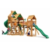 Treasure Trove Swing Set w/ Amber Posts