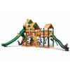 Gorilla Playsets Treasure Trove II Swing Set w/ Timber Shield