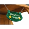 Gorilla Playsets Lemonade Sign